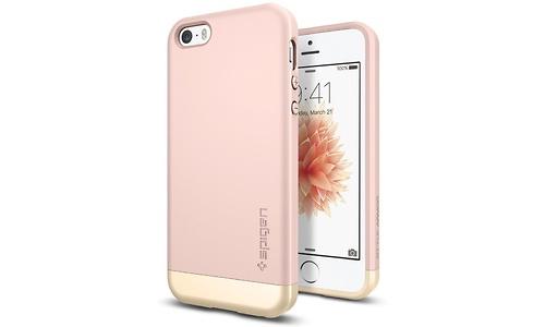 Spigen Case Style Armor iPhone SE Gold