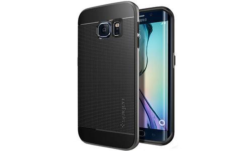 Samsung Neo Hybrid Case Galaxy S6 Edge Gun Metal