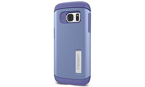 Samsung Spigen Slim Armor Case for Galaxy S7 Purple