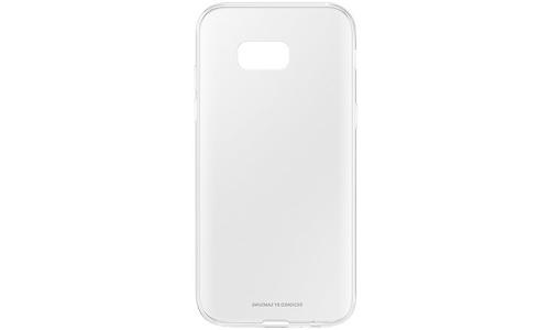 Samsung Galaxy A5 2017 Back Cover Transparent