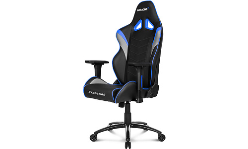 AKRacing Overture Gaming Chair Blue