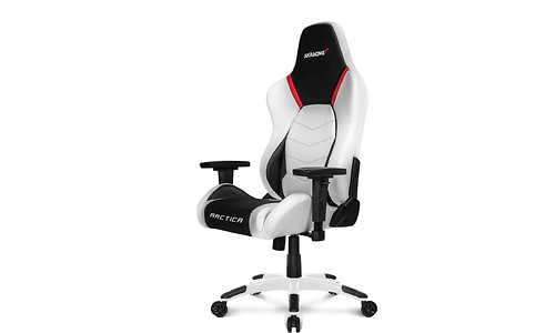AKRacing Arctica Premium Gaming Chair White