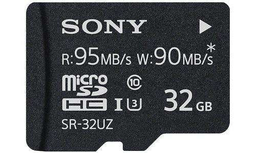 Sony UZA Professional MicroSDHC UHS-I U3 32GB