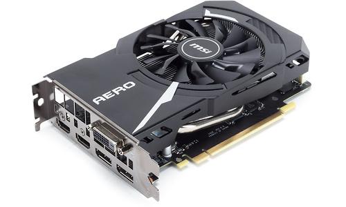 MSI GeForce GTX 1060 Aero ITX OC 3GB