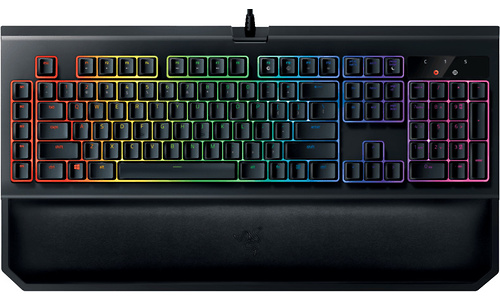 Razer BlackWidow Chroma V2 Orange Switch (US)