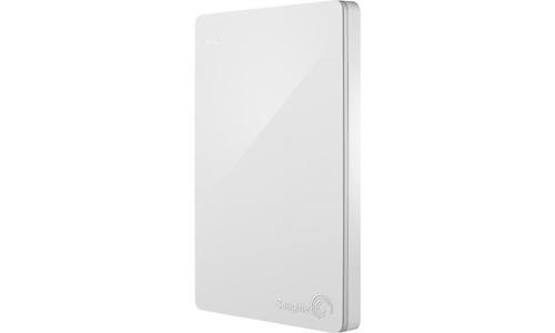 Seagate Backup Plus Portable 2TB White