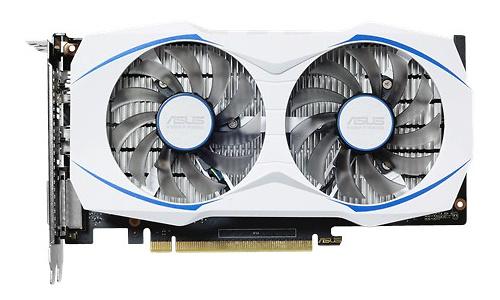 Asus GeForce GTX 1050 Ti Dual OC 4GB