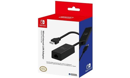 Hori Lan Adapter Nintendo Switch