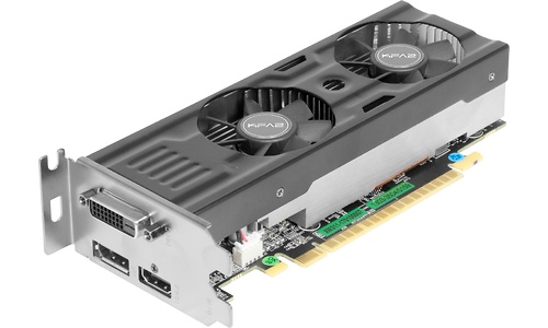 KFA2 GeForce GTX 1050 OC LP 2GB