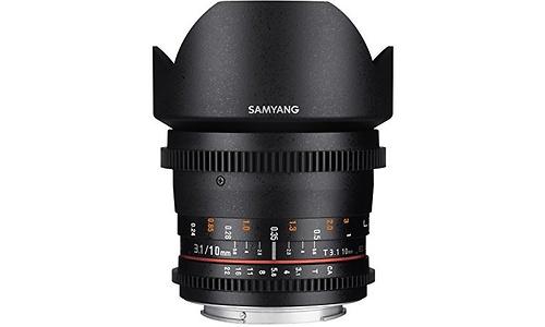 Samyang 10mm f/3.1 VDSLR ED AS NCS CS II