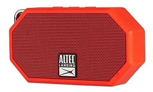 Altec Lansing Mini H2O Red