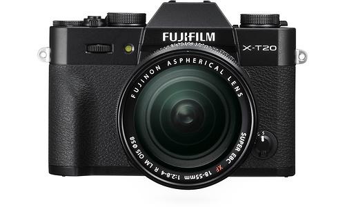 Fujifilm FinePix X-T20 18-55 kit Black