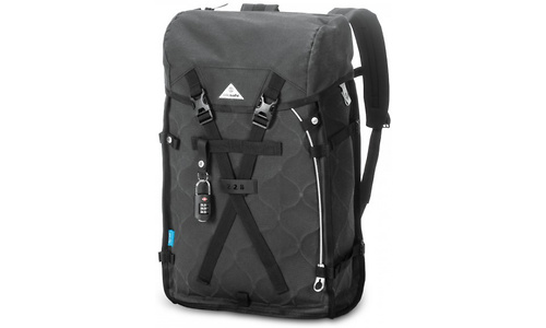 Pacsafe Ultimatesafe Z28 Anti-Theft Backpack Charcoal