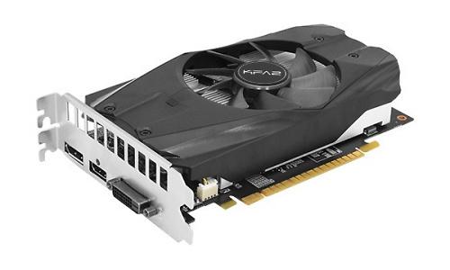 KFA2 GeForce GTX 1050 Ti 4GB
