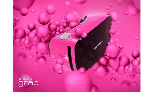 Homido Grab Pink
