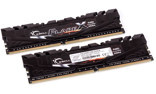 G.Skill Flare X 16GB DDR4-3200 CL14 kit