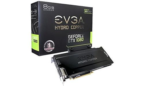 EVGA GeForce GTX 1080 FTW Hydro Copper 8GB