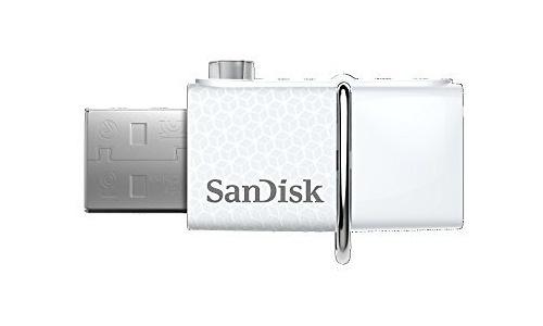 Sandisk Ultra Dual 32GB White