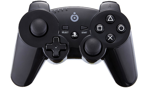 BigBen Controller for PS3 Black