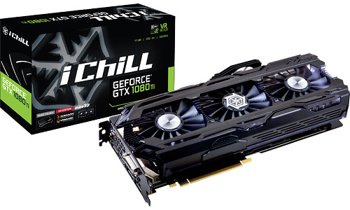 Inno3D GeForce GTX 1080 Ti iChill X4 Ultra 11GB