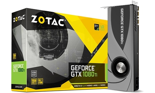 Zotac GeForce GTX 1080 Ti Blower 11GB