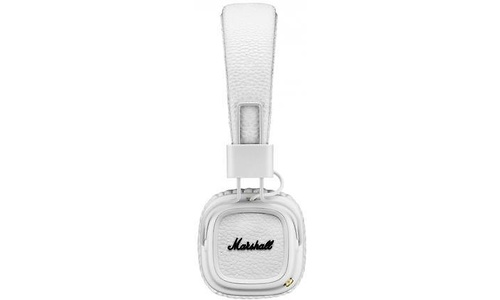 Marshall Major II Bluetooth On-ear White