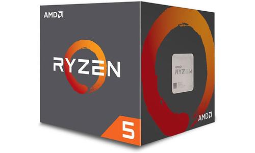 AMD Ryzen 5 1400 Boxed