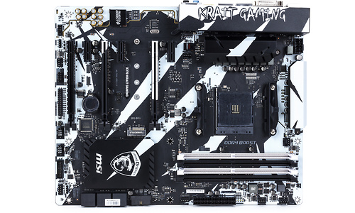 MSI X370 Krait Gaming