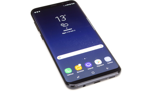 Samsung Galaxy S8+ 64GB Black