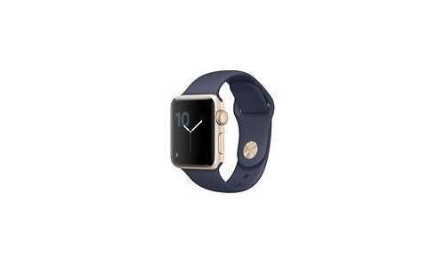 Apple Watch Series 1 38mm Gold Alu Case