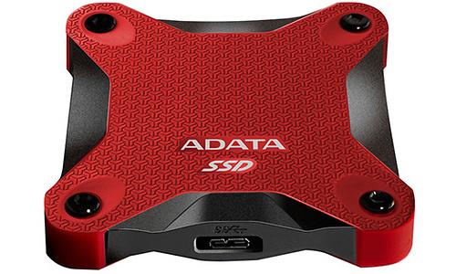 Adata SD600 512GB Black/Red
