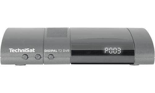 TechniSat DigiPal T2 DVR Silver