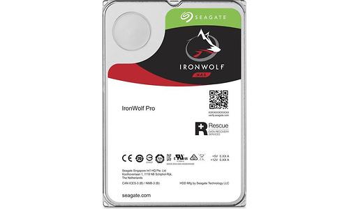 Seagate IronWolf Pro 8TB (+Rescue)