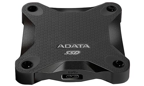 Adata SD600 256GB Black