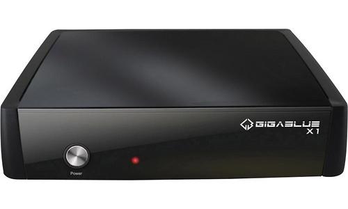 GigaBlue HD X1 Black
