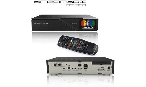 Dream Multimedia Dreambox DM900 UHD Black