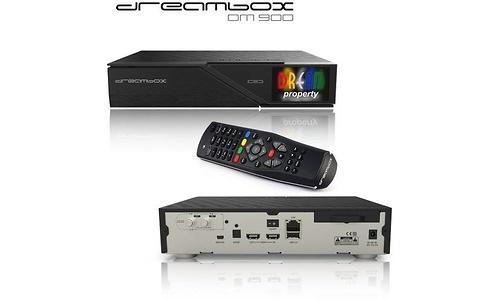 Dream Multimedia Dreambox DM900 Black