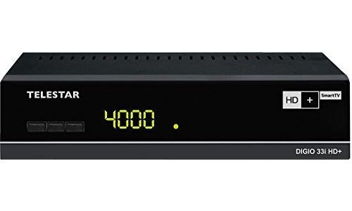 Telestar Digio 33i HD+ Black