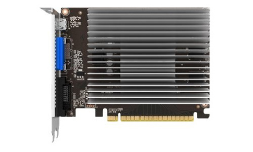 Gainward GeForce GT 730 Silent FX Passive 4GB