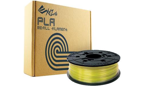 XYZprinting REFILL PLA CLEAR Yellow 600G