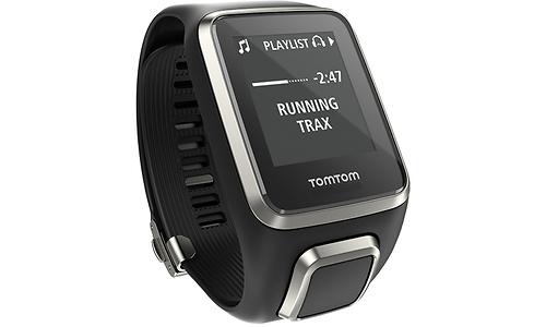 TomTom Spark Cardio + Music Premium Edition Large Black