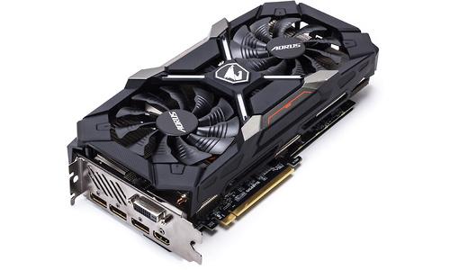 Gigabyte Aorus Radeon RX 580 XTR 8GB