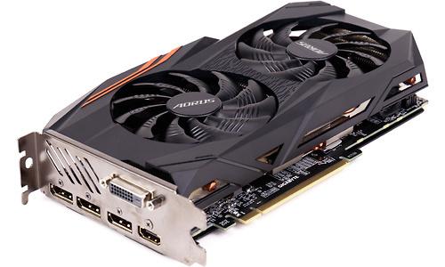 Gigabyte Aorus Radeon RX 580 8GB