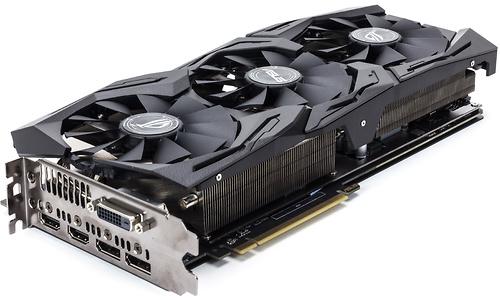 Asus Radeon RX 580 Strix Top 8GB