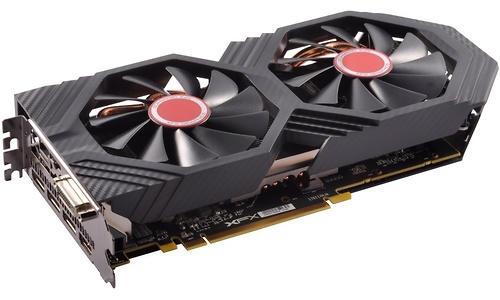 XFX Radeon RX 580 GTS XXX Edition 4GB