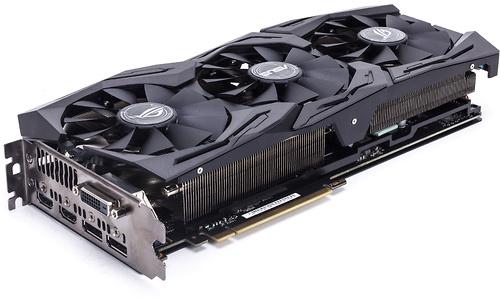 Asus GeForce GTX 1080 Strix OC 8GB (11Gbps)