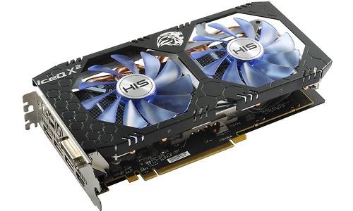 HIS Radeon RX 580 IceQ X² OC 8GB