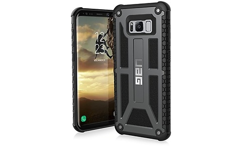 AG Neovo Urban Armor Gear Monarch Galaxy S8 Plus Graphite
