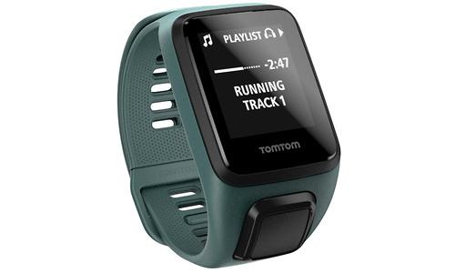 TomTom Spark 3 Cardio + Music Aqua S