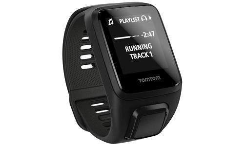 TomTom Spark 3 Cardio + Music + Headphones Black L